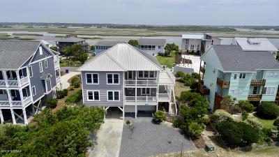 Oak Island Single Family Home For Sale: 6320 W Beach Drive