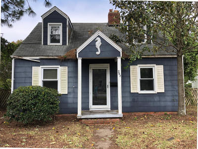 Morehead City Single Family Home For Sale: 207 N 20th Street