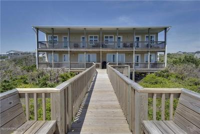 Emerald Isle Condo/Townhouse For Sale: 6801 Ocean Drive #E