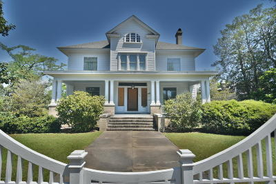 New Bern Single Family Home For Sale: 516 E Front Street