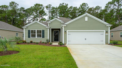 Carolina Shores Single Family Home For Sale: 197 Calabash Lakes Boulevard #1730 Eat