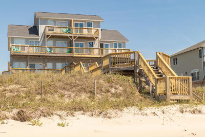 Emerald Isle Condo/Townhouse For Sale: 6407 Ocean Drive #W
