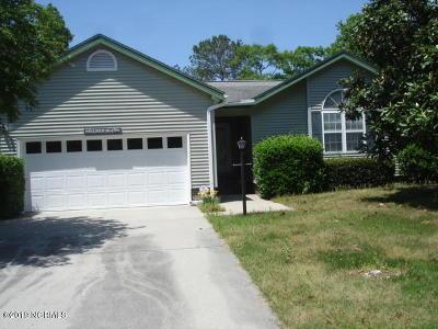 Calabash Single Family Home Pending: 456 Pepper Breeze Avenue