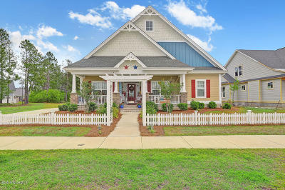 28451 Single Family Home For Sale: 2072 Simmerman Way