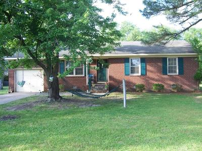 Greenville Single Family Home For Sale: 2337 Springhill Road