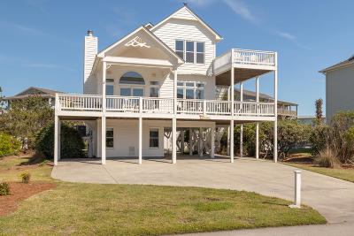 Emerald Isle Single Family Home For Sale: 108 Bogue Court
