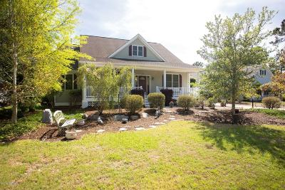 Southport Single Family Home For Sale: 4285 Loblolly Circle SE