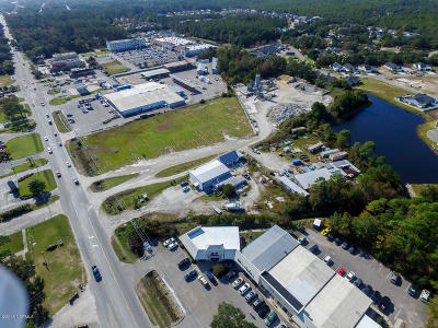 Brunswick County Commercial For Sale: 1625 N Howe Street