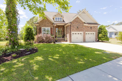New Bern Single Family Home For Sale: 119 Shoreview Drive