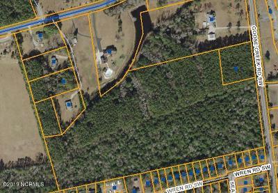Ocean Isle Beach Residential Lots & Land For Sale: Beach Dr. SW