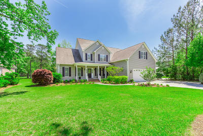 Olde Point, Olde Point Villas Single Family Home For Sale: 201 Golf Terrace Court