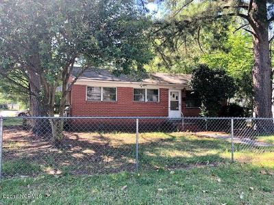 Edgecombe County Single Family Home For Sale: 308 Pearl Street