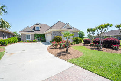 Ocean Isle Beach Single Family Home For Sale: 7008 Bloomsbury Court SW