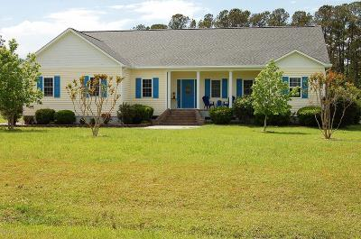 Havelock Single Family Home For Sale: 114 Anchorage Drive