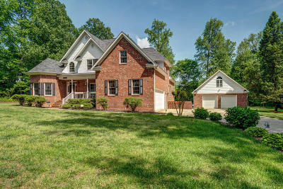 Nash County Single Family Home For Sale: 6269 Windchase Drive