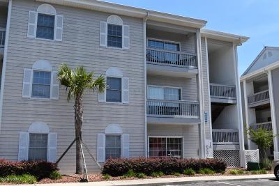 Sunset Beach Condo/Townhouse For Sale: 205 Royal Poste Road #2809