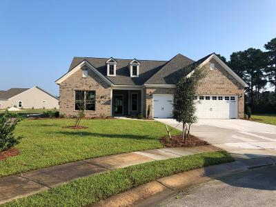 Calabash Single Family Home Pending: 9134 Oldfield Road