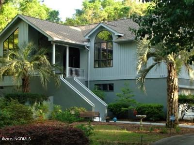 Sunset Beach Single Family Home For Sale: 287 Heather Drive