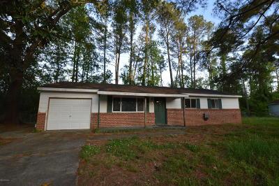 Single Family Home For Sale: 104 S Glen Court