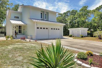 Oak Island Single Family Home For Sale: 501 W Oak Island Drive