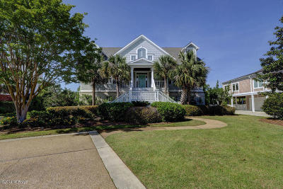 Wilmington Single Family Home For Sale: 6317 Towles Road