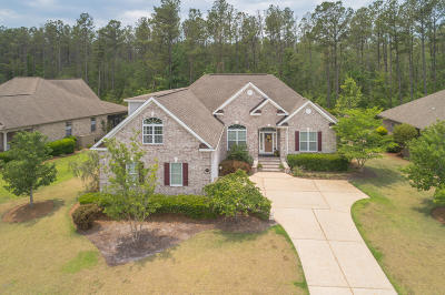 Leland Single Family Home For Sale: 1108 W Brickhaven Cove