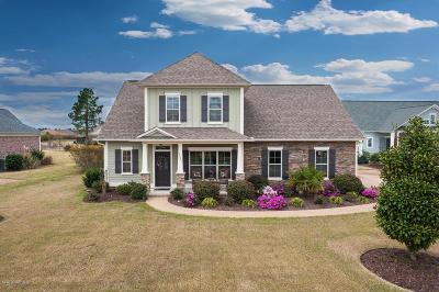 Leland Single Family Home For Sale: 8435 Compass Pointe East Wynd Wynd NE