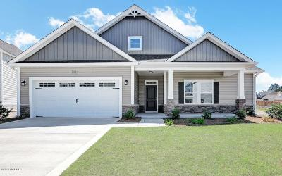 Brunswick County, New Hanover County, Georgetown County, Horry County Single Family Home For Sale: 1308 Goldengrove Lane