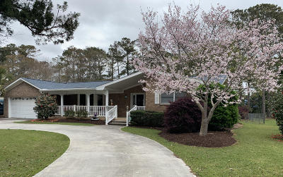 Newport Single Family Home For Sale: 183 Cedar Lane