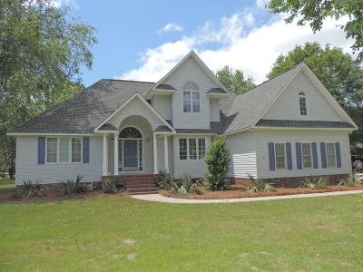 Trent Woods Single Family Home For Sale: 909 Runaway Bay