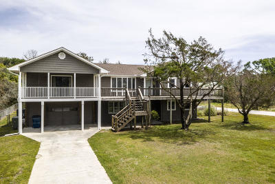 Single Family Home For Sale: 402 Channel Drive