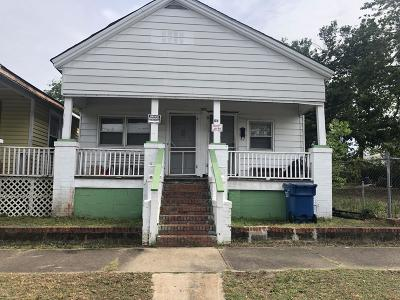 Wilmington Single Family Home Pending: 1010 Fanning Street