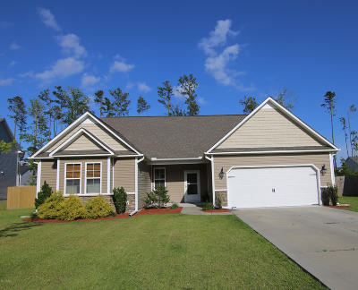 Havelock NC Single Family Home For Sale: $207,500