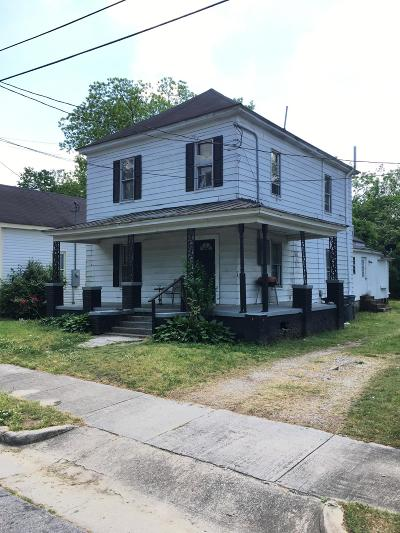 Edgecombe County Single Family Home For Sale: 405 Mitchell Street