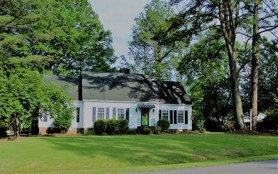 Greenville Single Family Home For Sale: 101 Oxford Road
