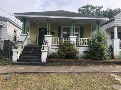 Wilmington Single Family Home Pending: 1012 Fanning Street