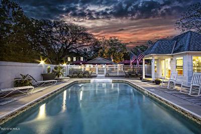 Wilmington Single Family Home For Sale: 8600 Sidbury Road