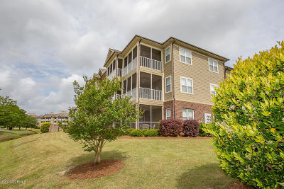 Calabash Condo/Townhouse For Sale: 395 S Crow Creek Drive #1122