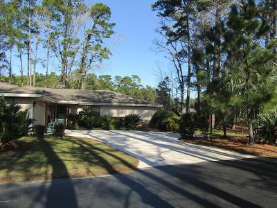 Carolina Shores Single Family Home For Sale: 15 Lakeview Court