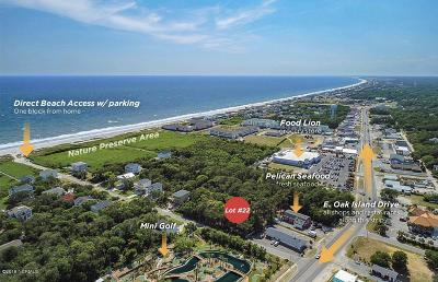 Oak Island Residential Lots & Land For Sale: Lot 22 SE 63rd Street