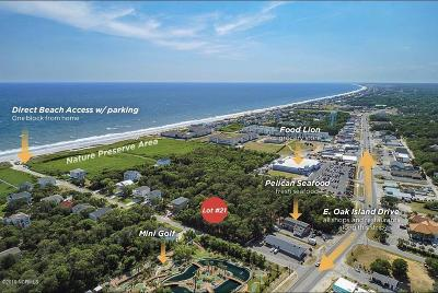 Oak Island Residential Lots & Land For Sale: Lot 21 SE 63rd Street