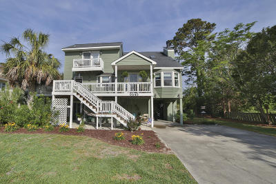 Wilmington Single Family Home For Sale: 5545 Peden Point Road