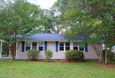 Northwoods Single Family Home For Sale: 529 Henderson Drive