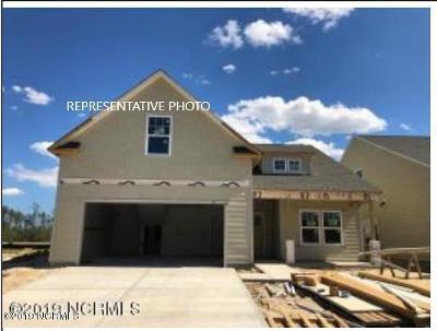 Leland Single Family Home Pending: 5873 Park West Circle