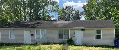 Northwoods Condo/Townhouse For Sale: 1203 Davis Street
