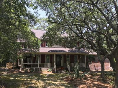 Wilmington Single Family Home For Sale: 209 Chimney Lane