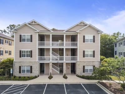 Sunset Beach Condo/Townhouse For Sale: 180 Clubhouse Road #3
