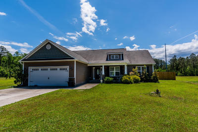 Havelock NC Single Family Home For Sale: $179,500