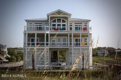 Oak Island Single Family Home For Sale: 116 SE 67th Street