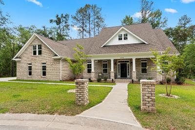 Leland Single Family Home For Sale: 10192 Barley Court SE